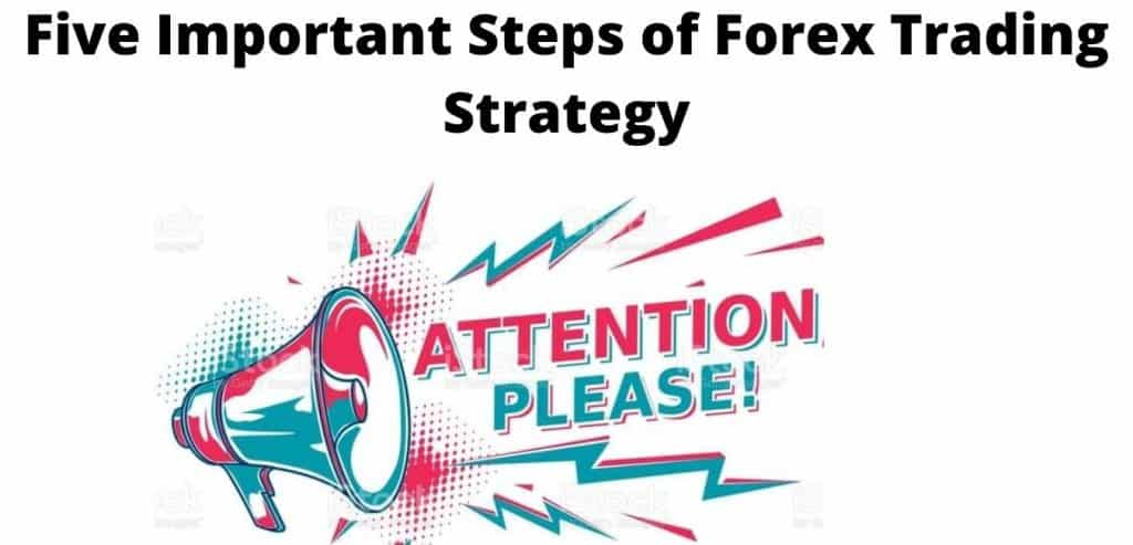 Forex Trading Strategy