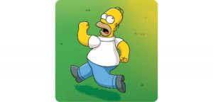 The Simpsons: Tapped Out Mod Apk logo